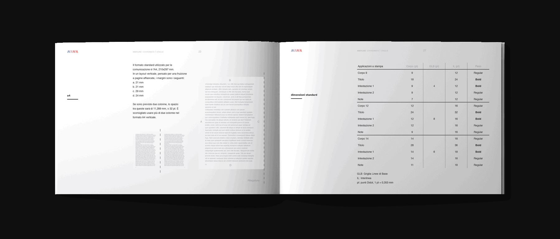 Centro NINA Brand Guidelines