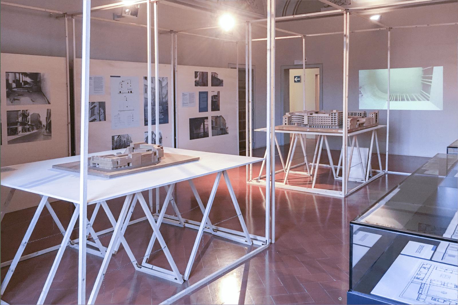 Roberto Mariani Architetto Exhibition