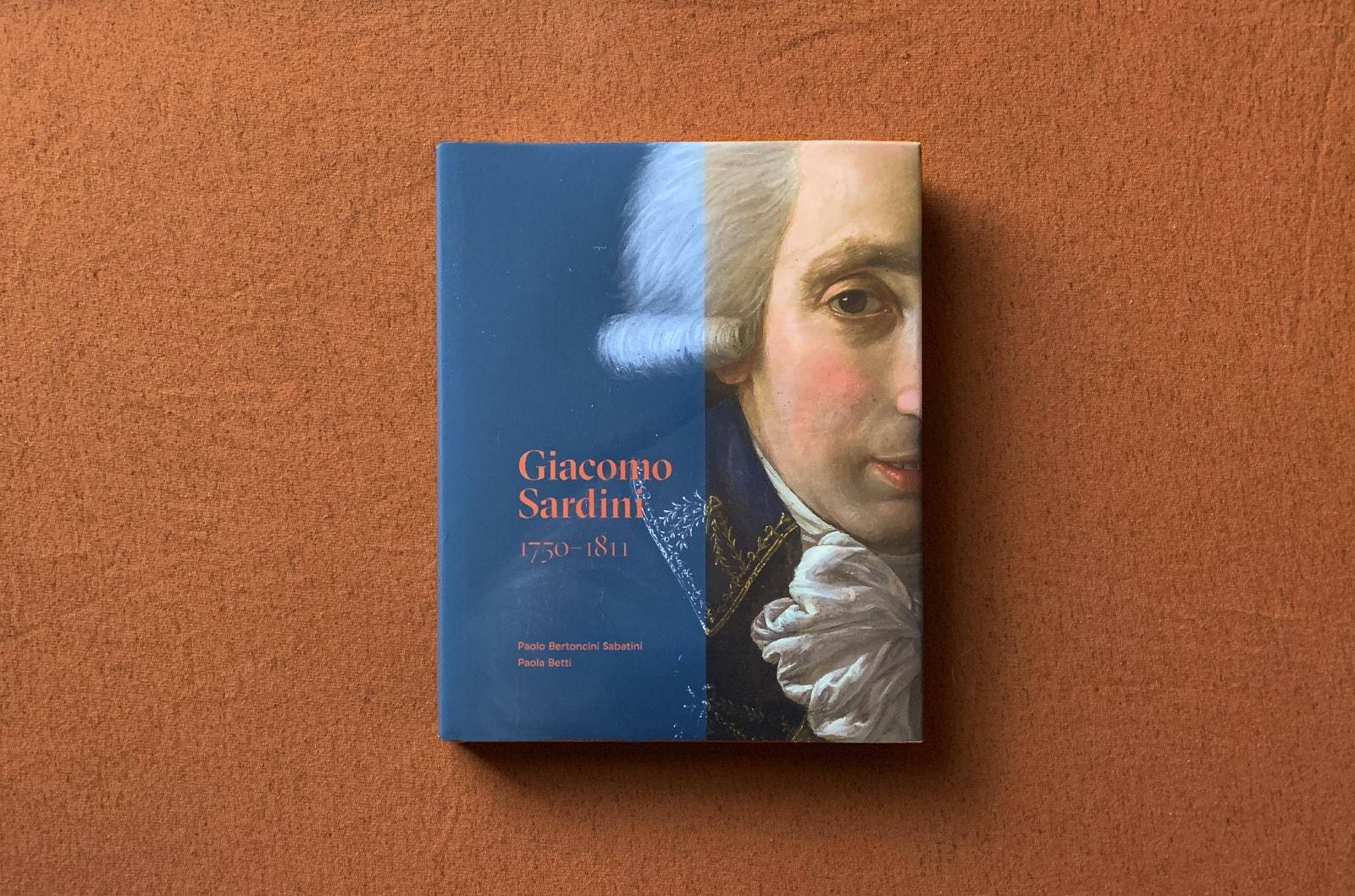 Giacomo Sardini 1750–1811 Book and Cover Design