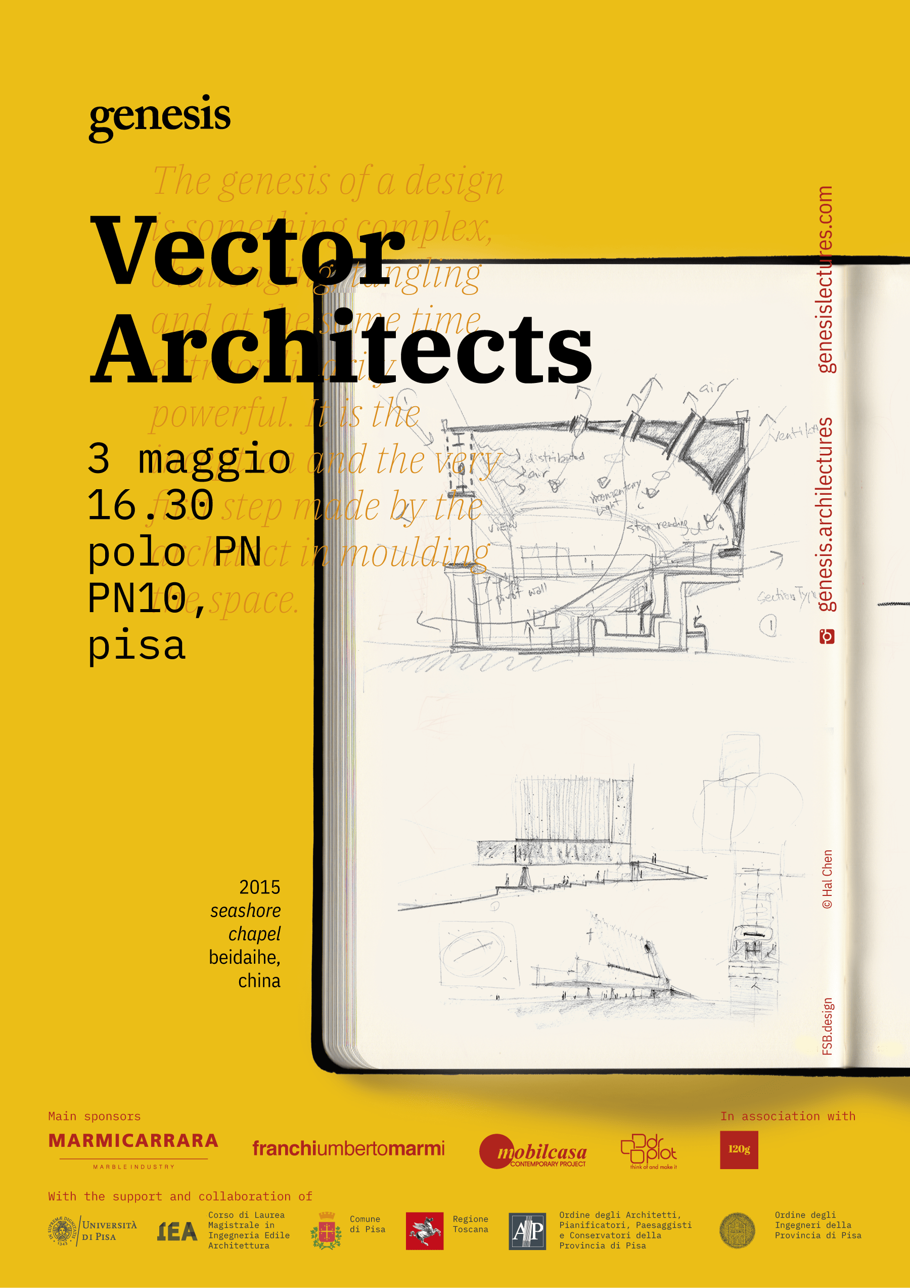 Vector Architects at Genesis Lectures 2019
