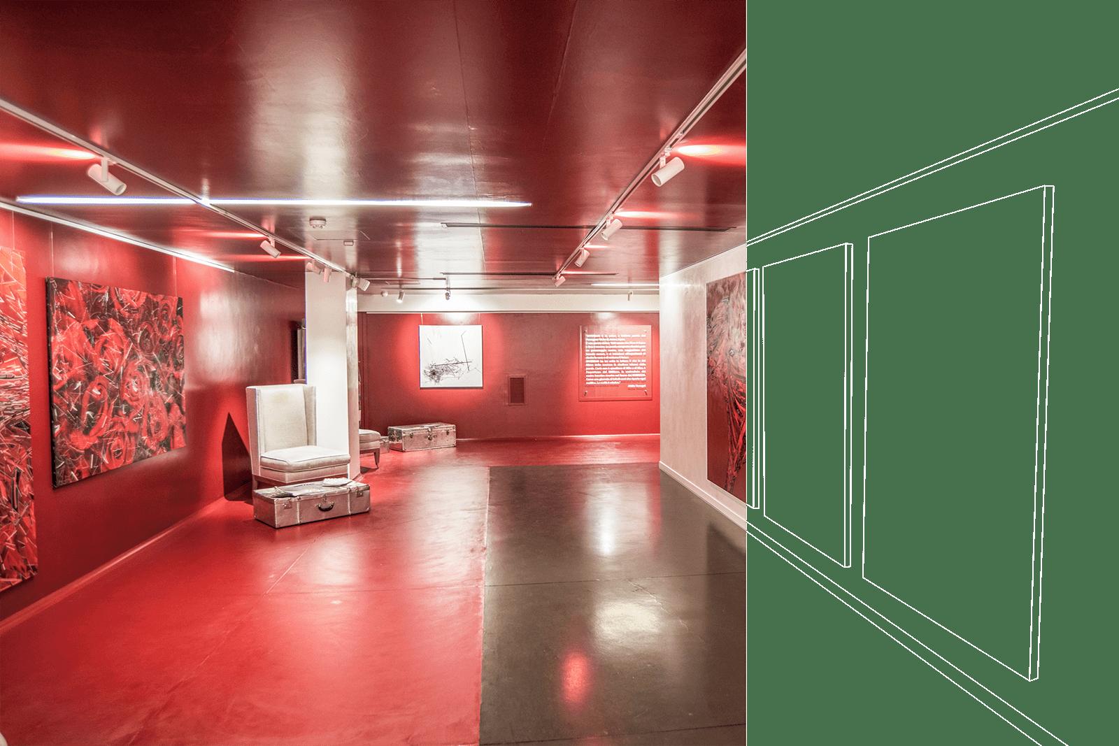 HUB/ART Gallery